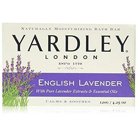 English Lavender Perfume by Yardley London, 4.25 Soap - image 3 of 3