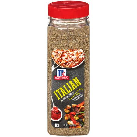 Emerils Italian (McCormick Perfect Pinch Italian Seasoning, 6.25 oz)