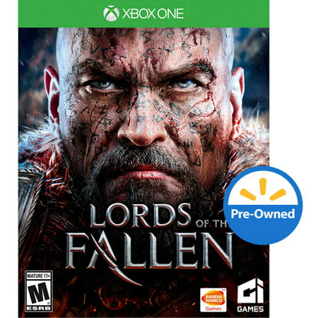 Lords Of The Fallen  Xbox One    Pre Owned