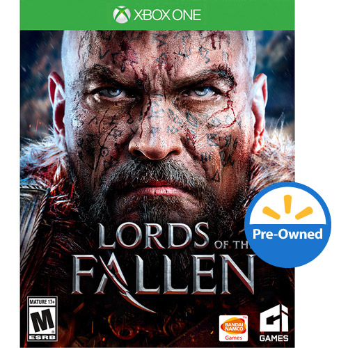 Lords Of The Fallen (Xbox One) - Pre-Owned