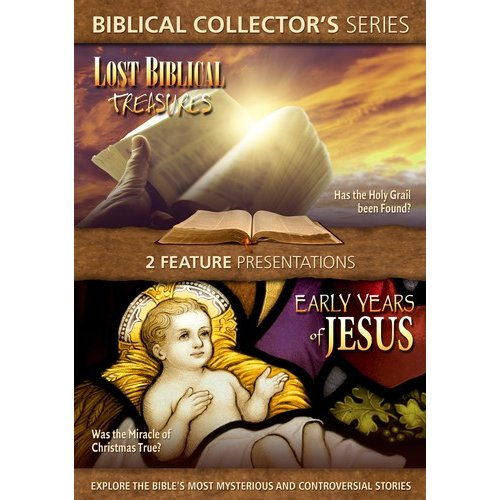 Biblical Collector's Series: Lost Biblical Stories   The Early Years Of Jesus by