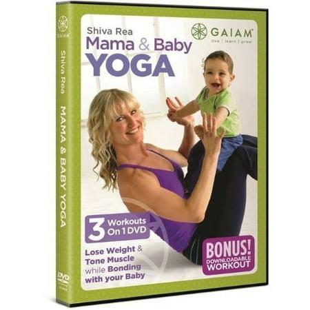 Shiva Rea: Mama & Baby Yoga - Toddler Yoda