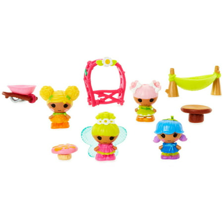 Lalaloopsy Tinies Blossom's Garden Party Dolls 10 ct Pack](Lalaloopsy Party Supplies)