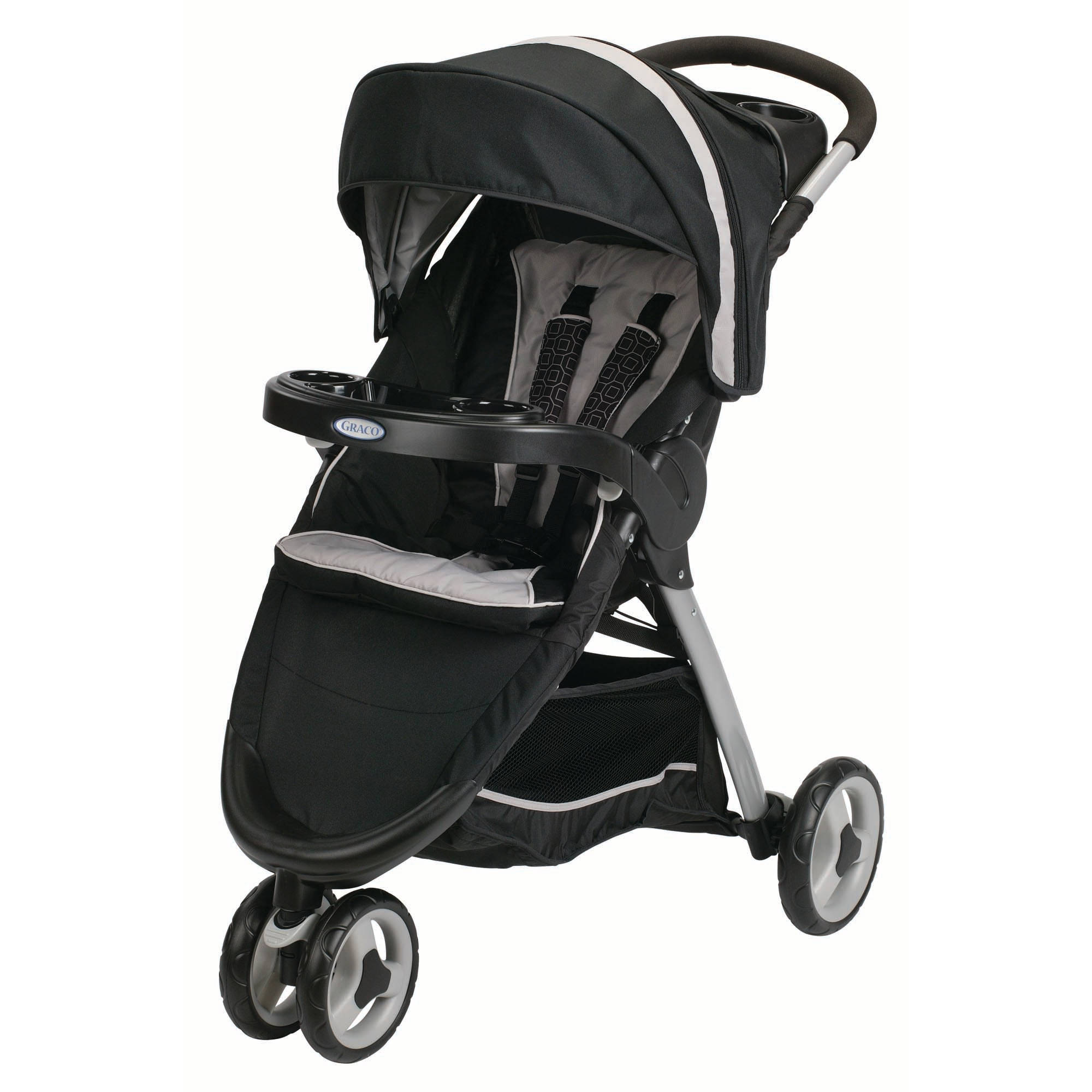 7dbf8b70577e Graco FastAction Fold Sport Click Connect Travel System