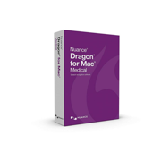 Nuance T301A-G00-5.0 Dragon for Mac Medical Version 5
