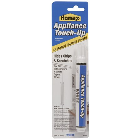 2 Pack Homax Appliance Touch up Pen White