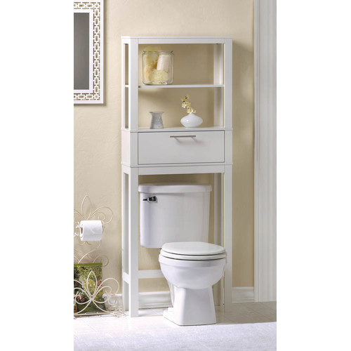 Zingz & Thingz Vogue Saver 23.75'' W x 52'' H Over the Toilet Storage