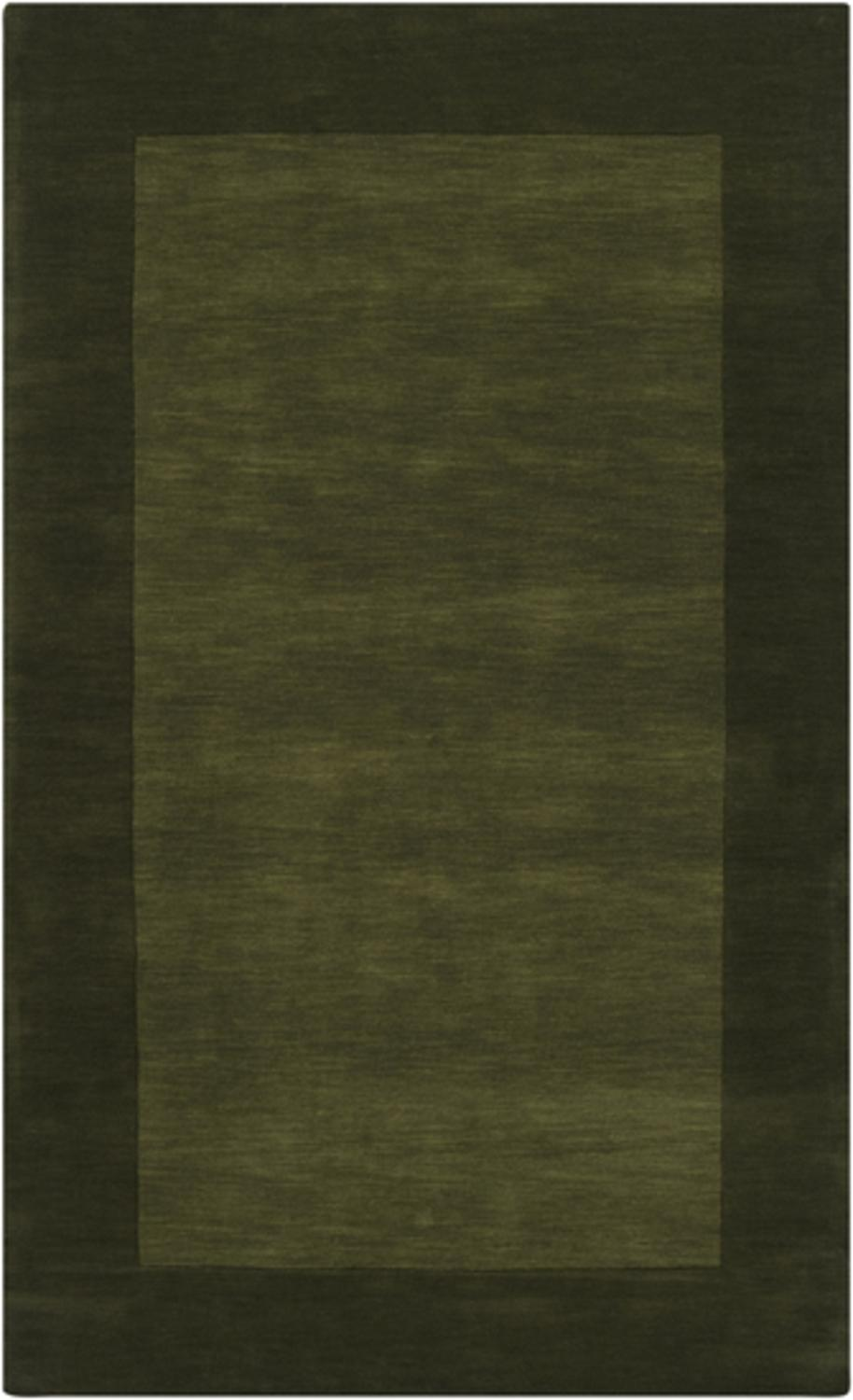 12u0027 x 15u0027 magical moments bittersweet and appalachian forest green wool area throw rug
