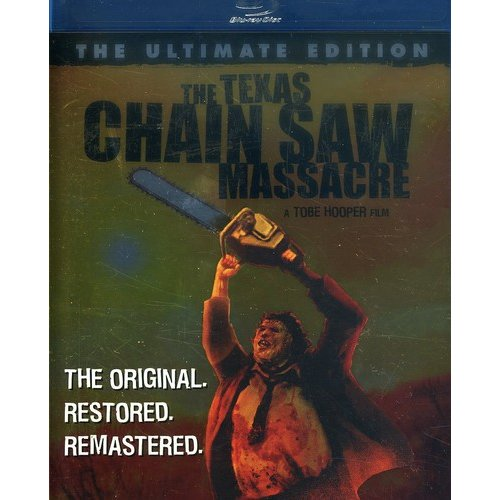 Texas Chainsaw Massacre [Blu-ray] (Widescreen)