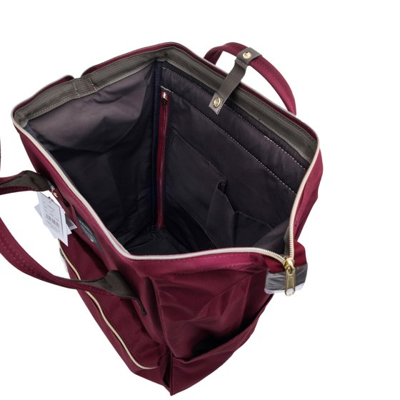 27abf1c30ae Anello - Anello Official Japan Ruby Red Unisex Fashion Backpack ...