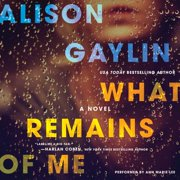 What Remains of Me - Audiobook