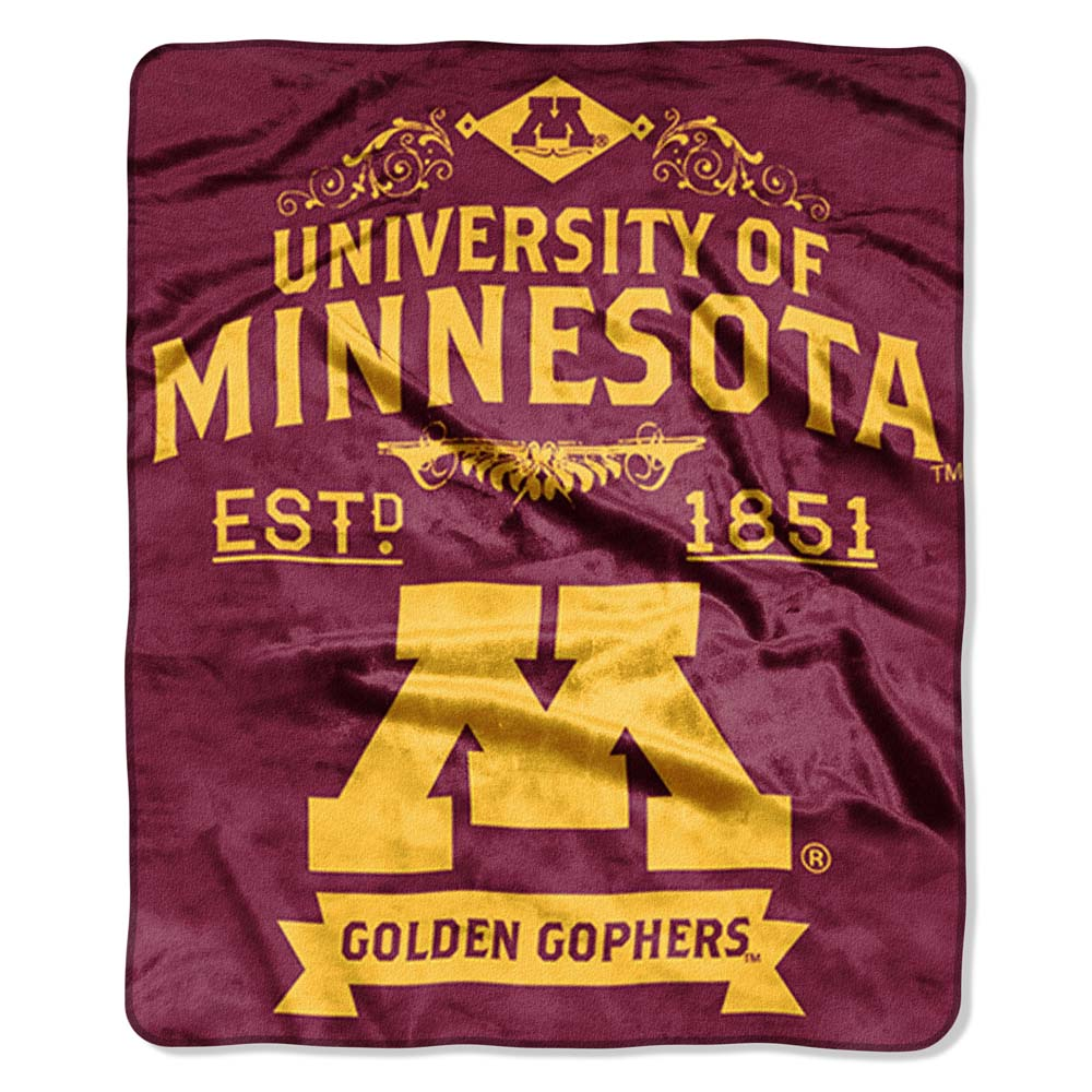 Minnesota Plush Blanket