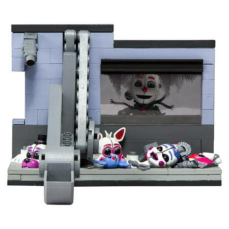 McFarlane Toys Five Nights At Freddy's Medium Construction Set, Scooping  Room