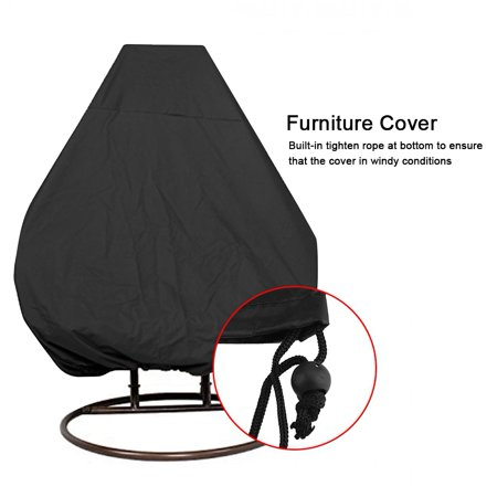 FAGINEY Waterproof Furniture Cover,Furniture Cover,Waterproof Dust-proof Furniture Chair Sofa Cover Protection Garden Patio Outdoor