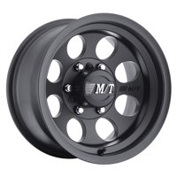 Mickey Thompson Classic III Wheels with Satin Black Finish (17X9 / 5X5.00) 90000001794