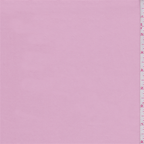 Carnation Pink Stretch Sateen, Fabric By the Yard