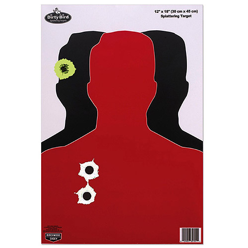 Birchwood Casey® Dirty Bird® Splattering Targets 8 ct Pack