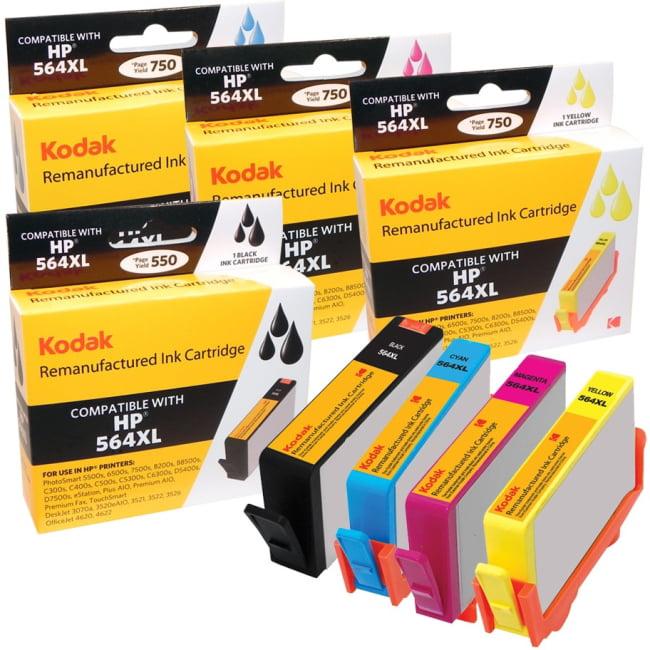 Hp 564xl Combo Pack - Kodak Hp 564xl Combo Pack