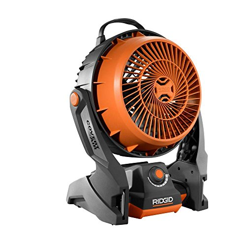 RIGID GEN5X 18V Cordless Hybrid Fan (Tool Only)