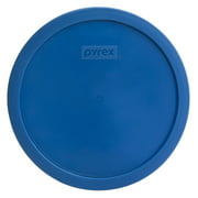 Pyrex Replacement Lid 7401-PC 3-Cup Lake Blue Round Cover for Pyrex 7401 Bowl (Sold Separately)