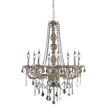 UPC 842814130586 product image for Elegant Lighting Verona 7858D28 Crystal Chandelier | upcitemdb.com