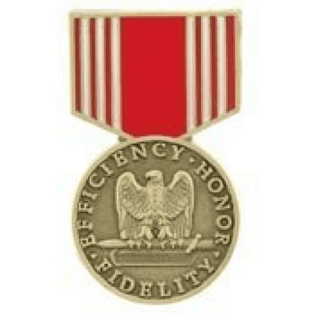 Good Conduct Mini Medal (United States Armed Forces Mini Award Medal Pin - US Army Good Conduct Medal )