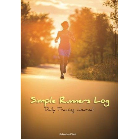 Simple Runners Log  Complete Daily Training Journal
