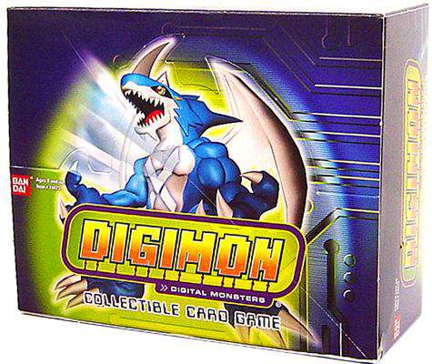 Digimon Collectible Card Game Eternal Courage Booster Box [24 Packs] by
