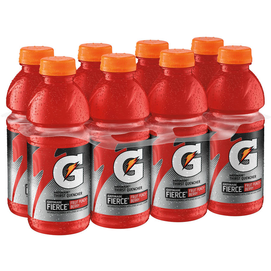 Gatorade  Thirst Quencher Sports Drink, 20 fl oz, 8 pack