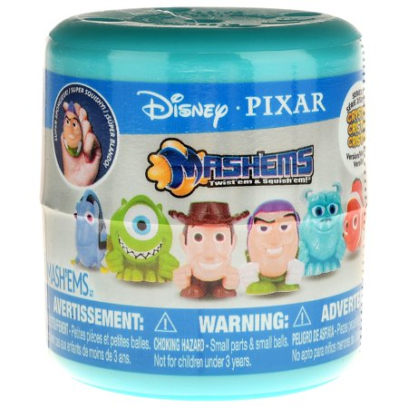 Disney Pixar Series 2 Crystal Mashems