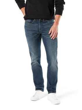 Signature by Levi Strauss & Co. Men's Regular Taper Fit Jeans