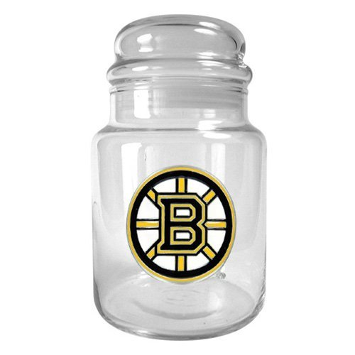 Great American NHL 31 oz. Glass Candy Jar