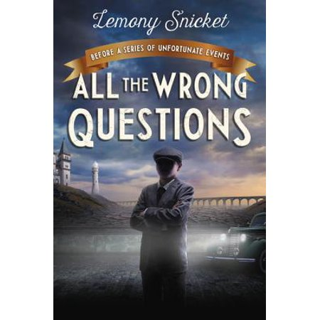 All the Wrong Questions: Question 1 : Also Published as