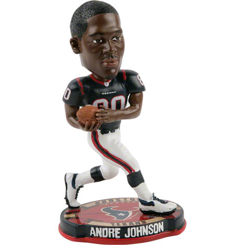 NFL - Andre Johnson Houston Texans Bobblehead