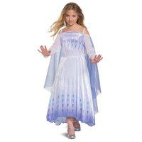 Frozen 2 Snow Queen Elsa Deluxe Exclusive Halloween Costume