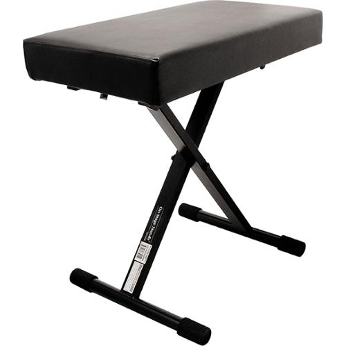On-Stage KT7800 Plus Deluxe Keyboard Bench by On-Stage Stands