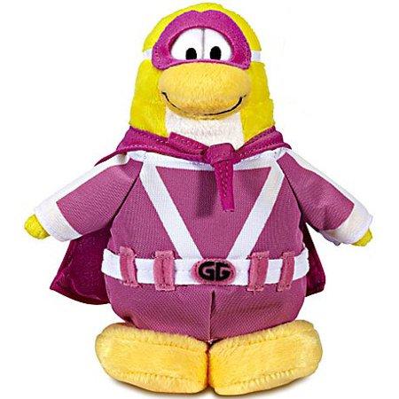Disneys Plush Figure - Series 2 - GAMMA GIRL By Club Penguin Ship from US Disney Club Penguin Series