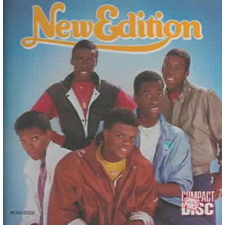 New Edition (US) New Edition CD - image 1 de 1