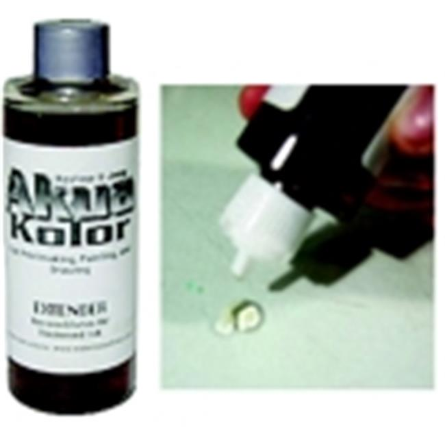 Akua Kolor Extender, 4 Oz.  Bottle