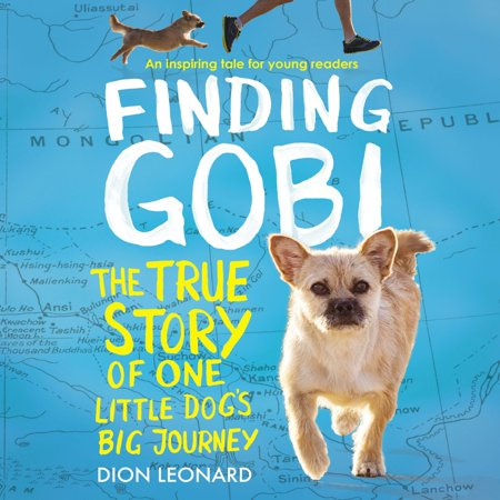 Finding Gobi: Young Reader's Edition - Audiobook