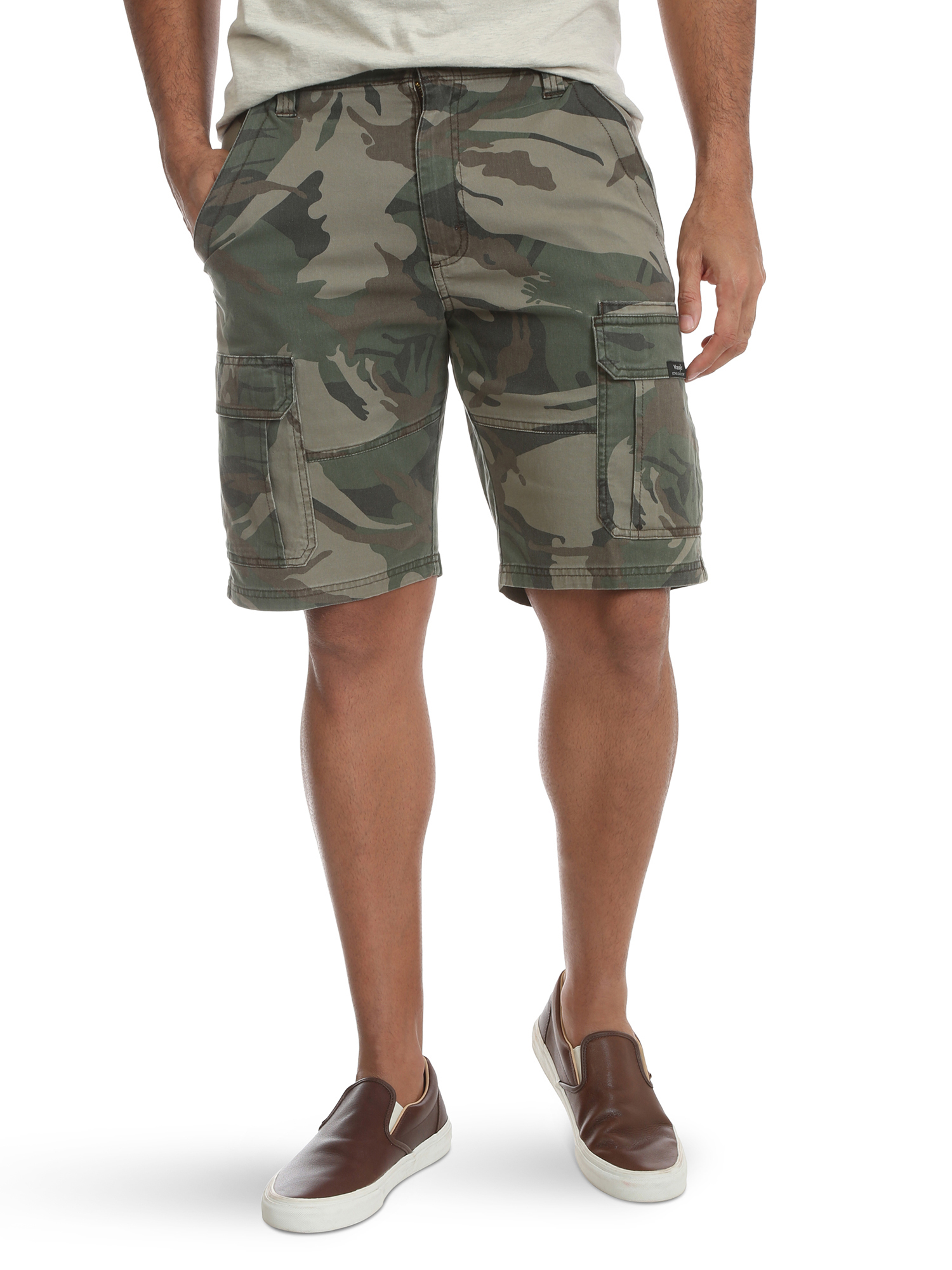 Men's Cargo Short with Stretch