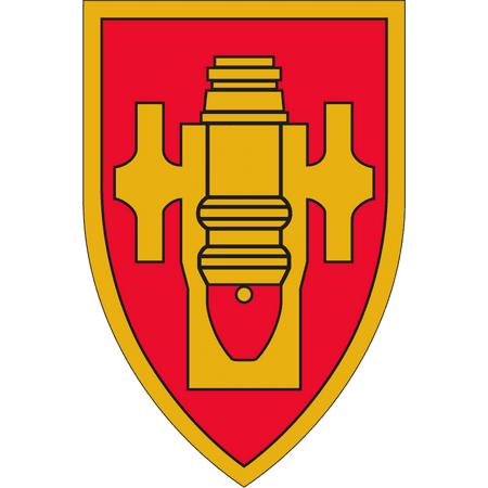 Brass Artillery (3.8 Inch Field Artillery School)