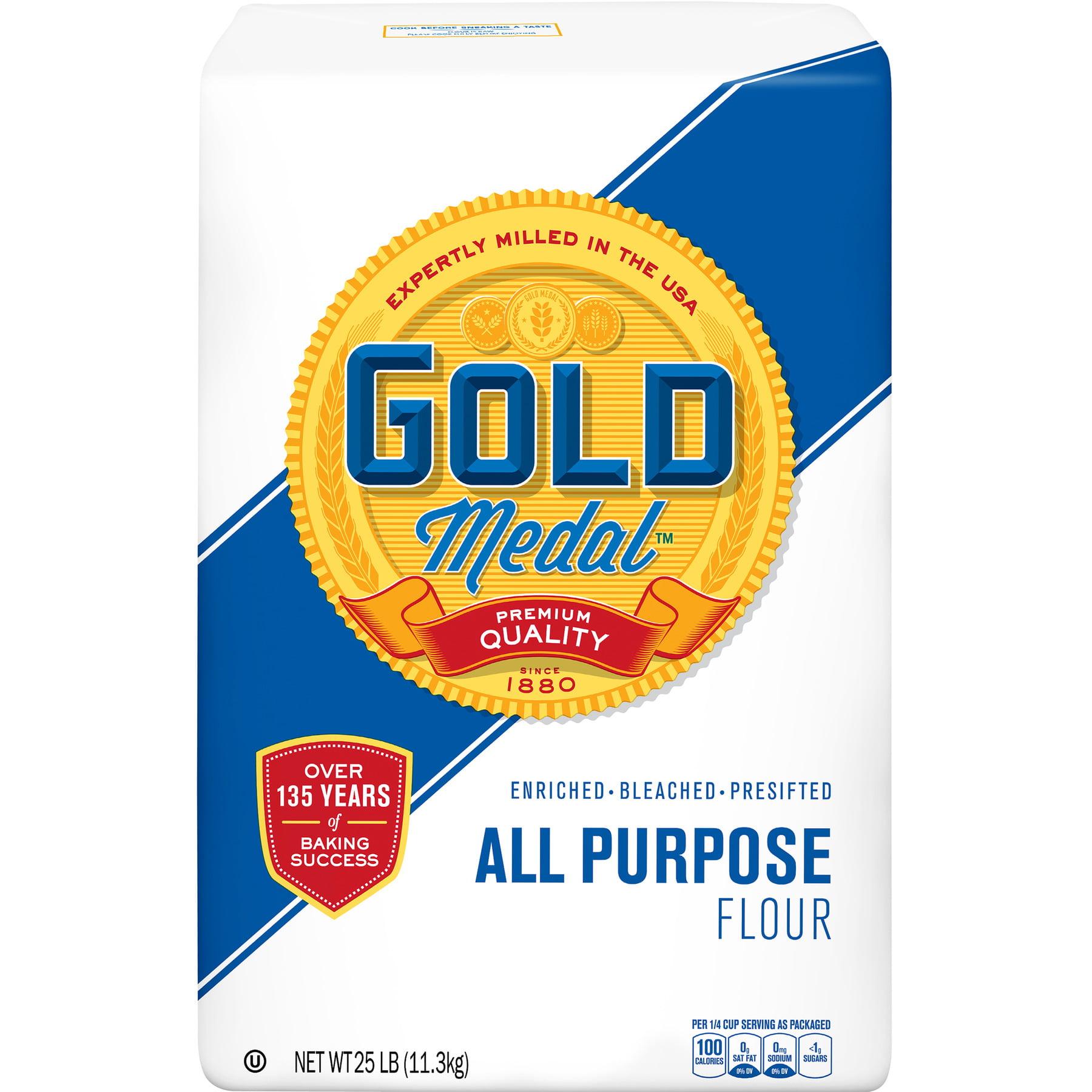 Gold Medal All-Purpose Flour, 25 lb
