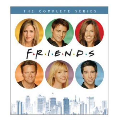 Click here to buy Friends: The Complete Series Collection (Full Frame) by WARNER HOME ENTERTAINMENT.