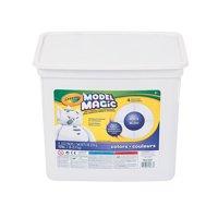 Fun Express - Crayola Model Magic White - 2 Lb. Reseal - Basic Supplies - Art Supplies - Sculpture - 1 Piece