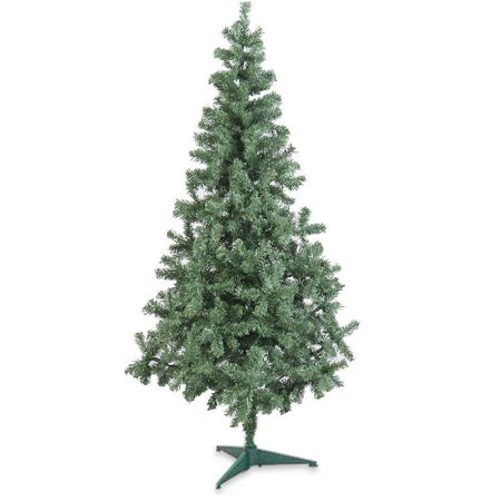 Big Size 6'Feet Tall Christmas Tree With Stand Holiday Season Indoor Outdoor ()