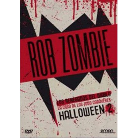 Halloween In The Usa (Rob Zombie Collection - 3-DVD Set ( The Devil's Rejects / House of 1000 Corpses / Halloween II ) ( The Devil's Rejects / House of a Thousand Corpses /)