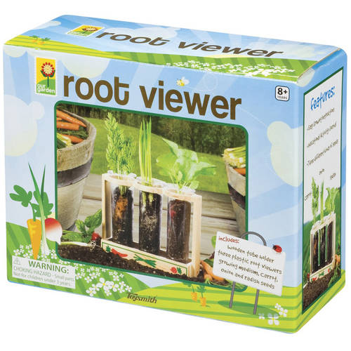 Toysmith Root Viewer Science Kit, STEM