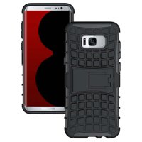 Galaxy S8 PLUS Case, NAKEDCELLPHONE'S GRENADE GRIP RUGGED TPU SKIN HARD CASE COVER STAND FOR SAMSUNG GALAXY S8 PLUS, SM-G955, S8+