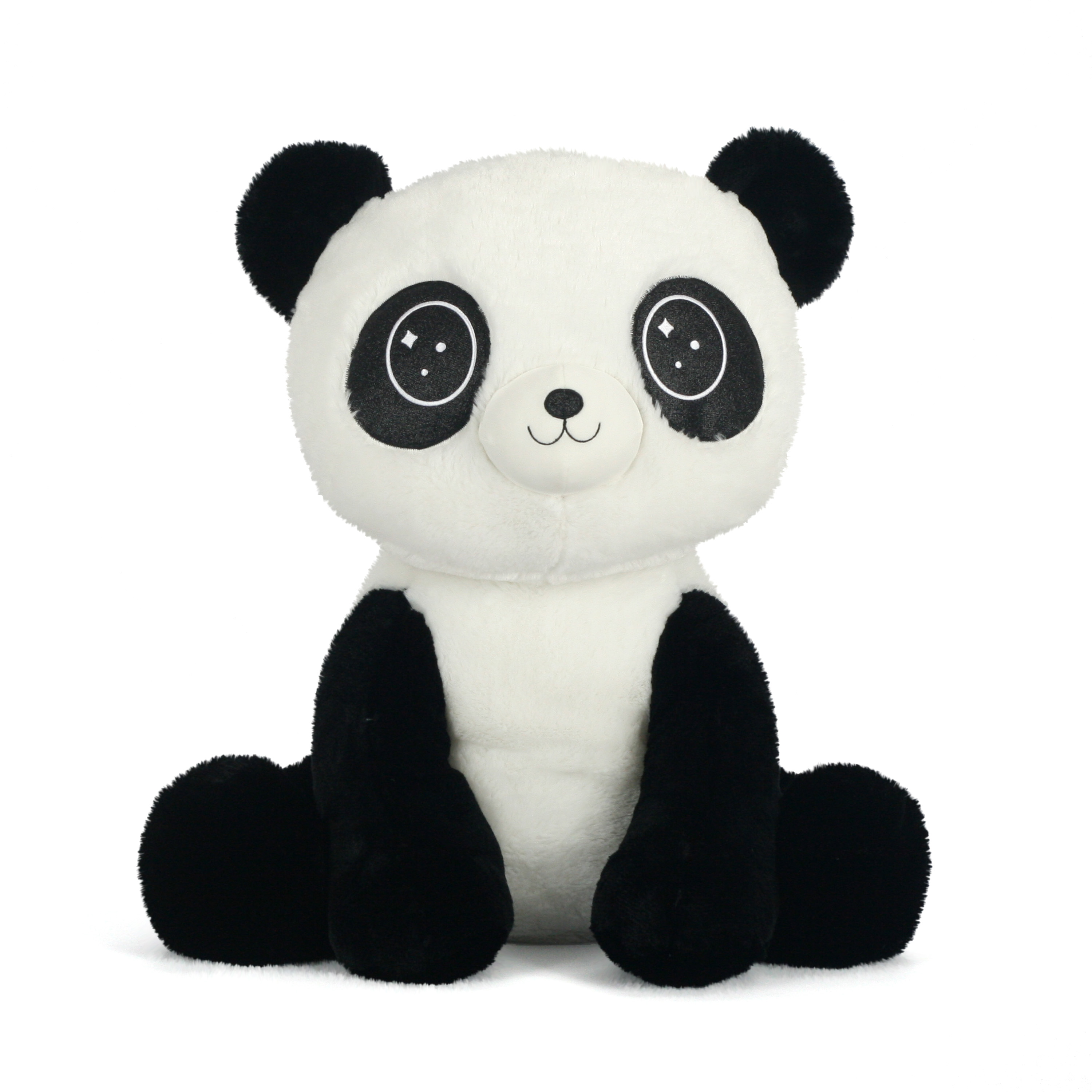 "Holiday Time 26"" Classic and Fun Plush Panda"